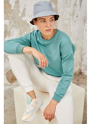 Tommy Life Sweatshirt Renkli